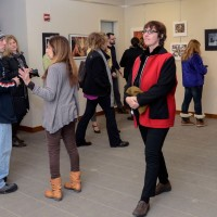 Layers: Opening Reception