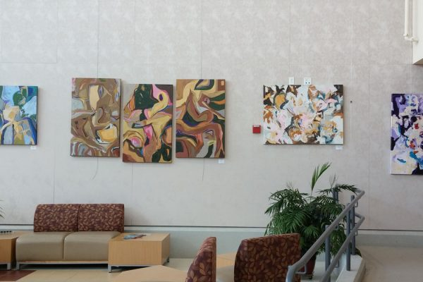 Great Bay Community College's Gateway Gallery 1