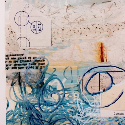 Cornsilk and Chemicals by Debra Artner