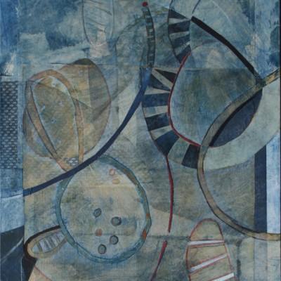 Blues by Linda Batchelor