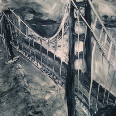 Dark Bridge by Hisla Bates
