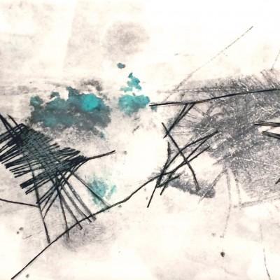 Exterior in Black by R. Leopoldina Torres