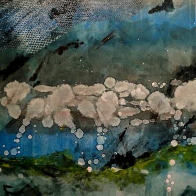 """18"""" x 24"""" monotype, 2011."""