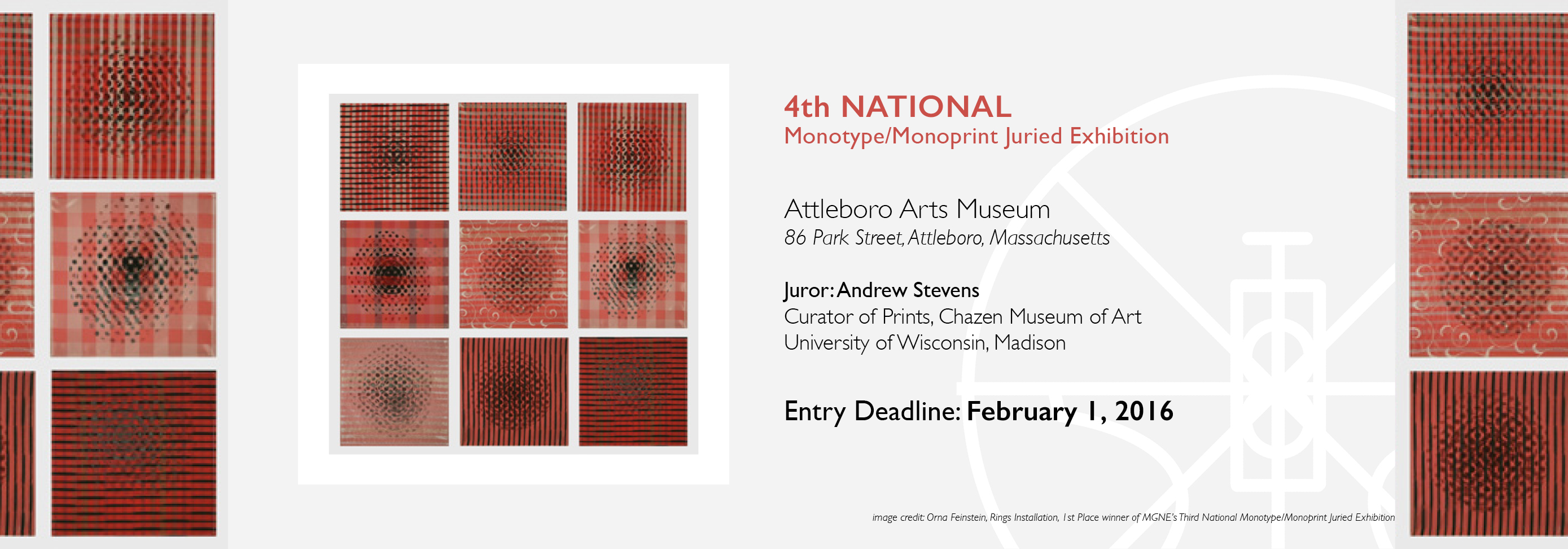 Save the Date! 4th National Exhibition