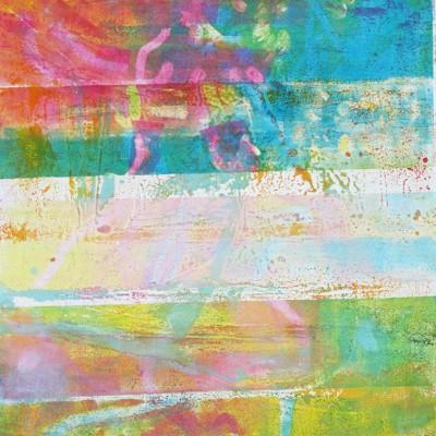 "18"" x 24"" litho/monoprint, 2015."