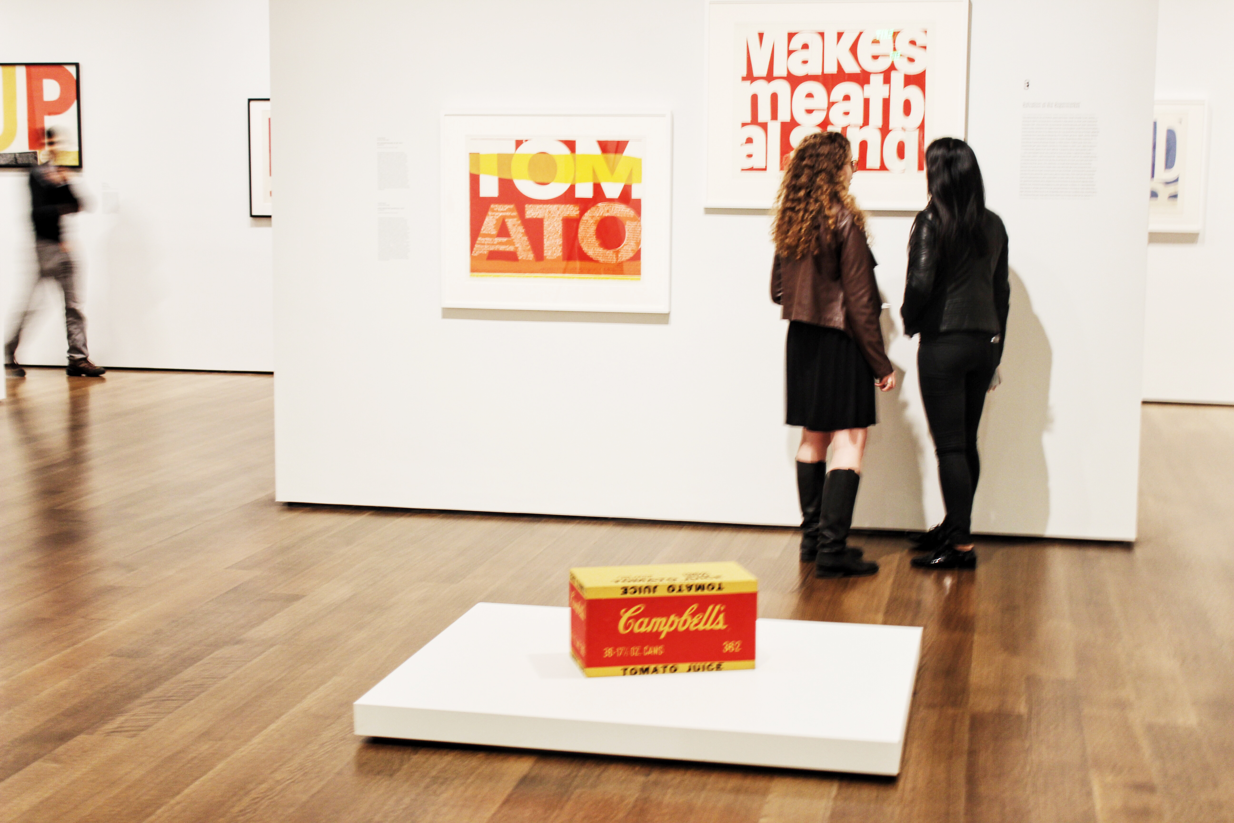 MGNE Members Tour of 'Corita Kent and the Language of Pop'
