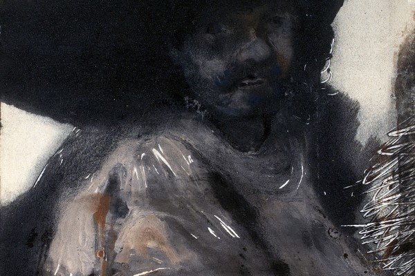 "Adam Rake, ""What Remains? Rembrandt,"" 2014."
