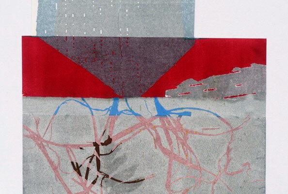"Erika Lawlor-Schmidt, ""Sugar Cane Rag,"" 2014"