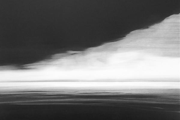 """Frances Ashforth, """"Water Study 40b,"""" 2015."""