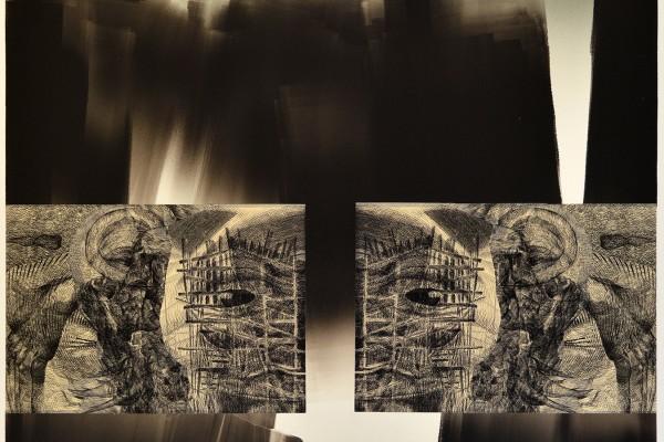 """Koichi Yamamoto, """"Yotzumata,"""" 2015."""