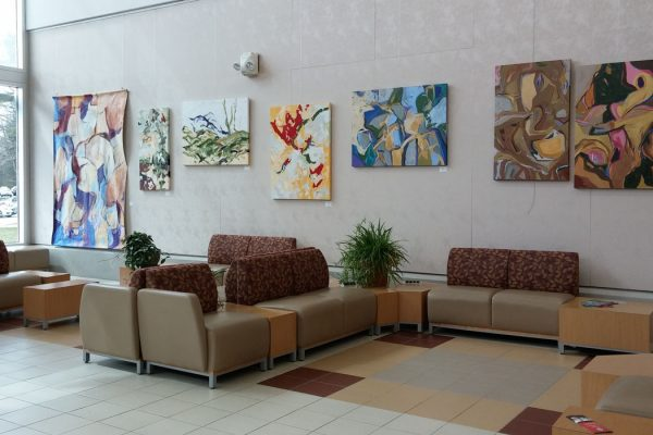 Great Bay Community College's Gateway Gallery 2