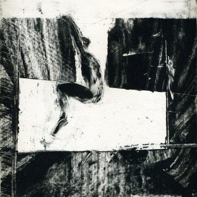 7 x 7 monotype, 2010