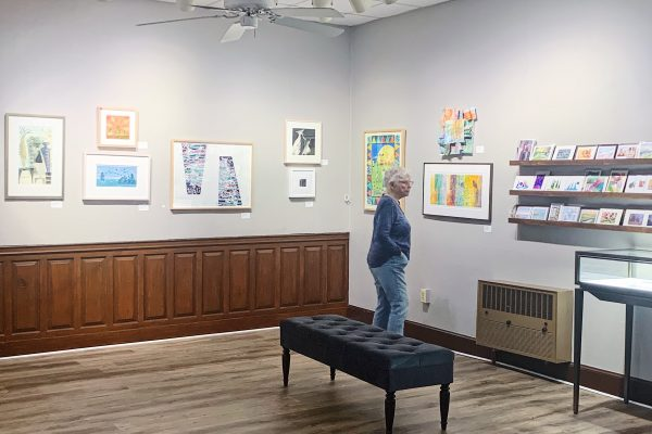2019 MGNE Members Juried Print Exhibition