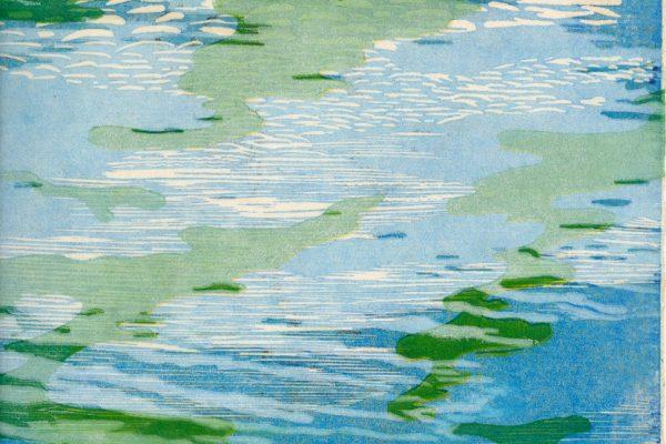 "Joan Wright, ""Lagoon"""