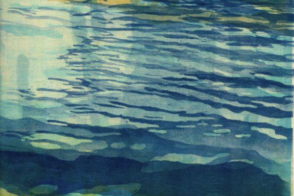 Joan Safford Wright_Lagoon_monotype