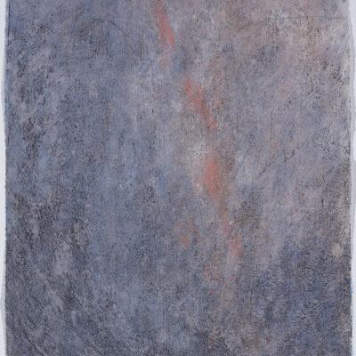 17 x 14 Monoprint, Akua Ink, 2021